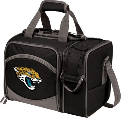 Picnic Time Picnic Time Jacksonville Jaguars Malibu Insulated Picnic Pack Jacksonville Jaguars - Picnic Time Outdoor Coolers