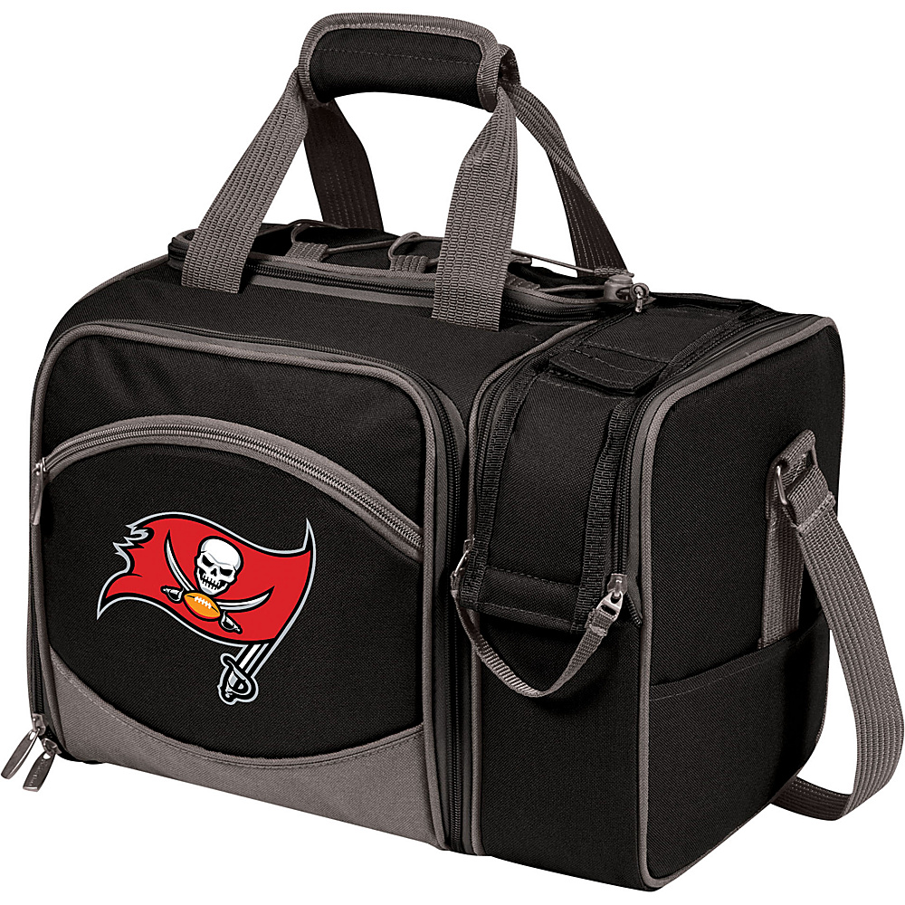 Picnic Time Tampa Bay Buccaneers Malibu Insulated Picnic Pack Tampa Bay Buccaneers - Picnic Time Outdoor Coolers - Outdoor, Outdoor Coolers