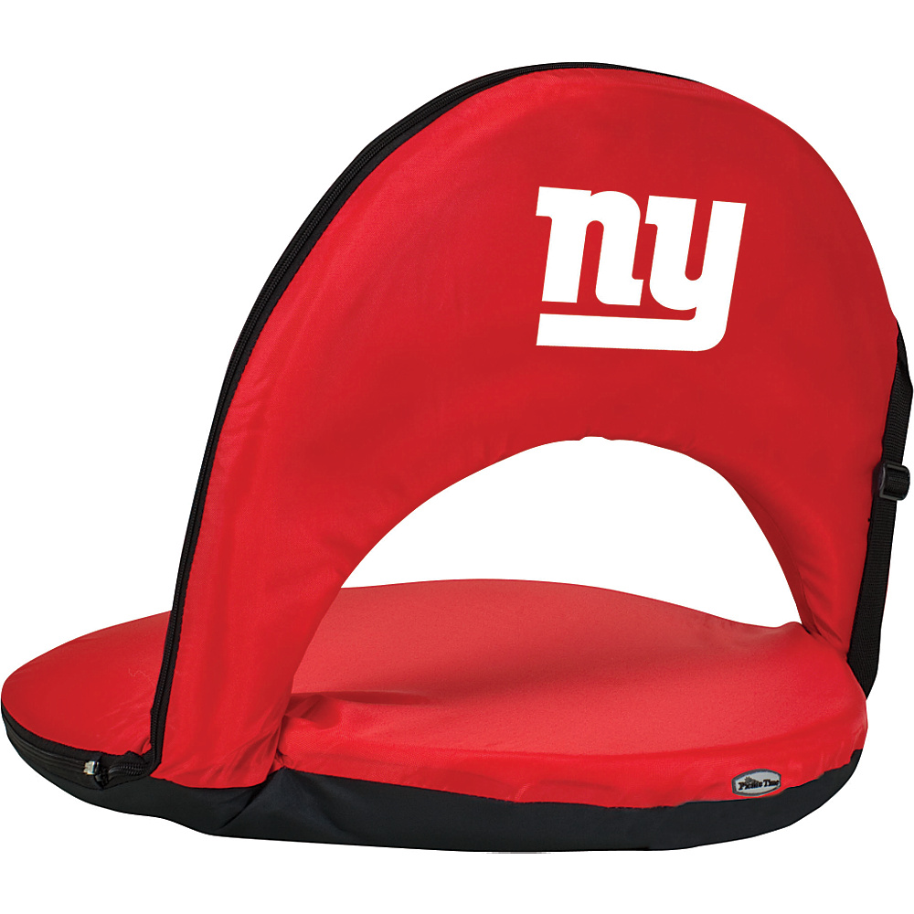 Picnic Time New York Giants Oniva Seat New York Giants Red - Picnic Time Outdoor Accessories - Outdoor, Outdoor Accessories