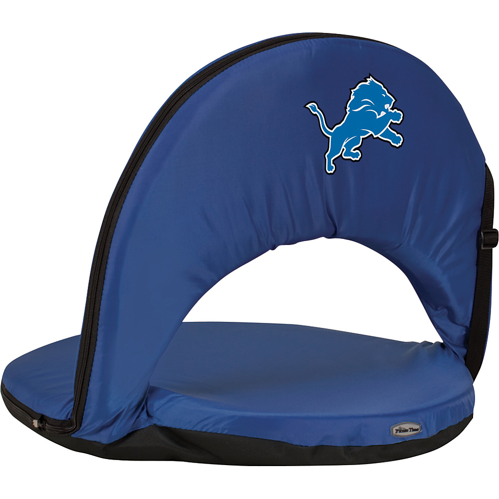 Picnic Time Detroit Lions Oniva Seat Detroit Lions Navy - Picnic Time Outdoor Accessories - Outdoor, Outdoor Accessories