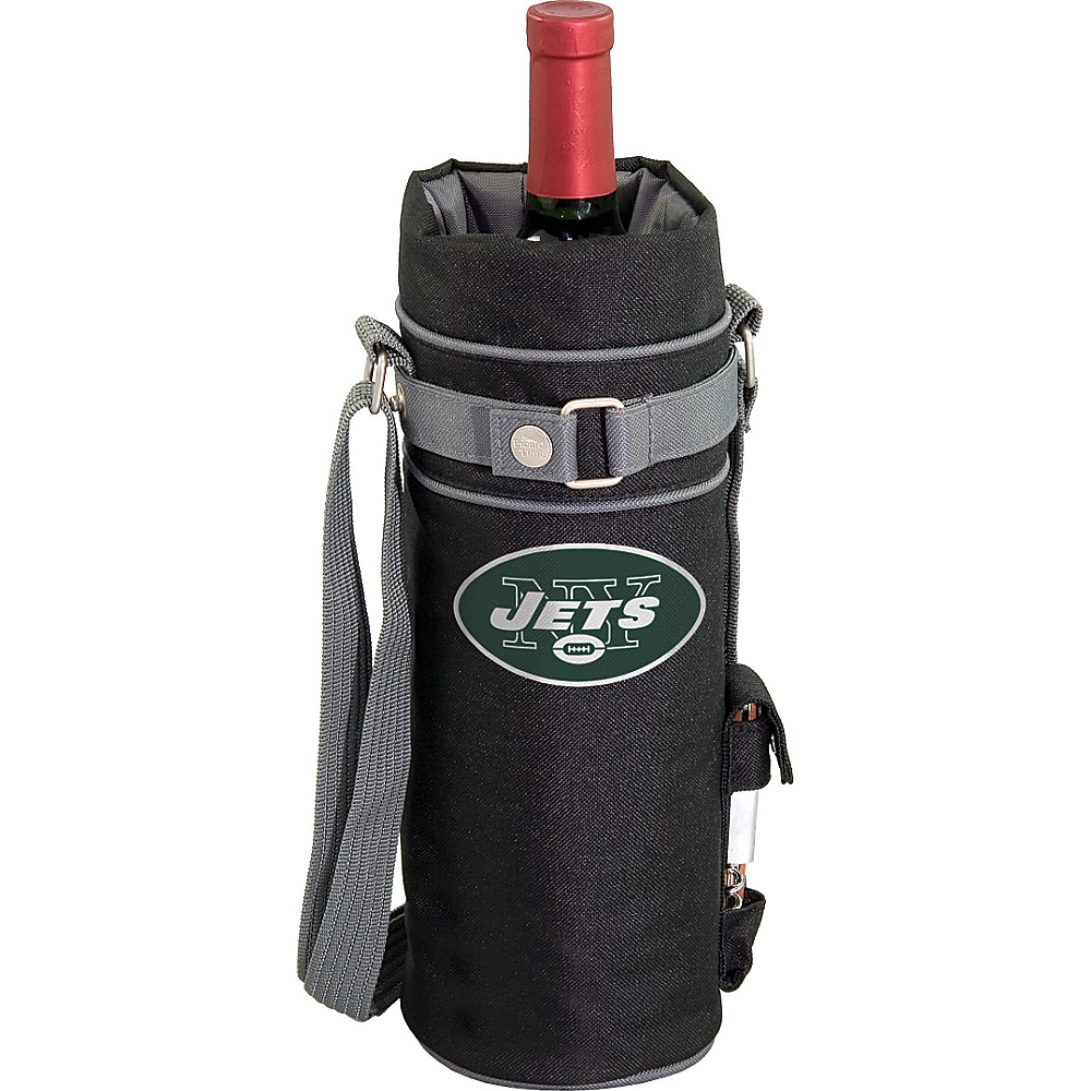 Picnic Time New York Jets Wine Sack New York Jets - Picnic Time Outdoor Accessories - Outdoor, Outdoor Accessories