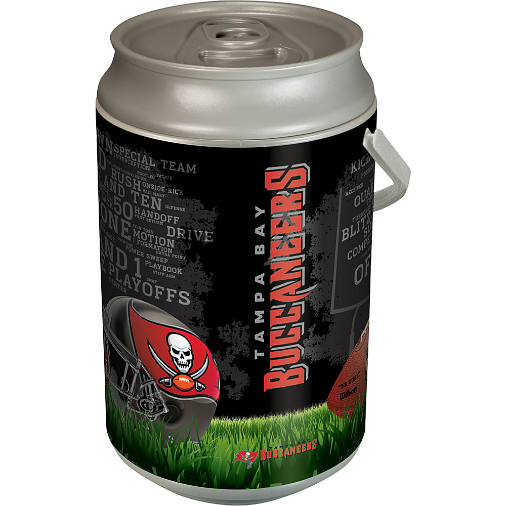 Picnic Time Tampa Bay Buccaneers Mega Can Cooler Tampa Bay Buccaneers - Picnic Time Outdoor Coolers - Outdoor, Outdoor Coolers