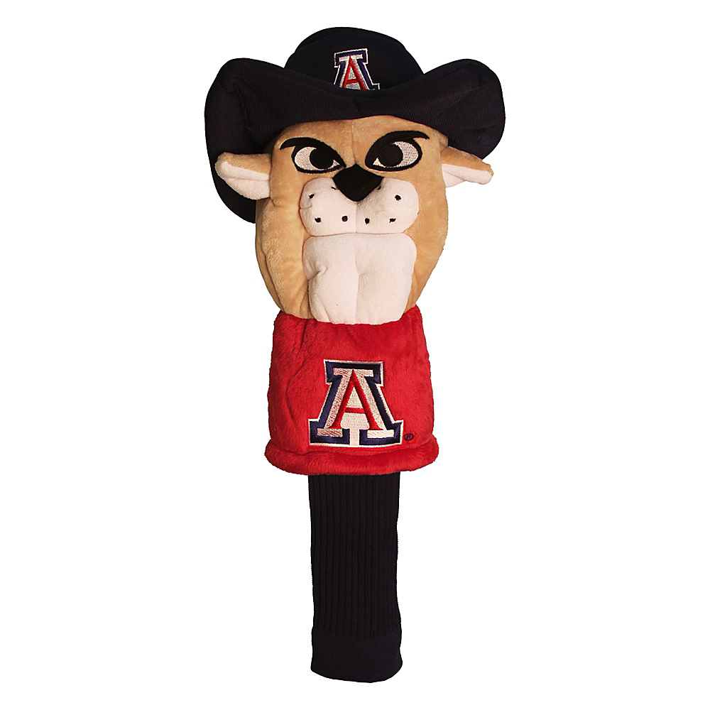 Team Golf USA University of Arizona Wildcats Mascot Headcover Team Color - Team Golf USA Golf Bags