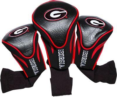 Team Golf USA University of Georgia Bulldogs 3 Pack Contour Headcover Team Color - Team Golf USA Golf Bags 10244934