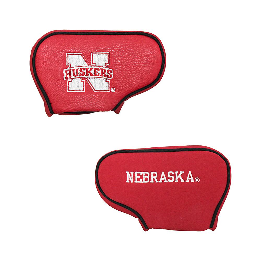 Team Golf USA University of Nebraska Cornhuskers Blade Putter Cover Team Color - Team Golf USA Golf Bags
