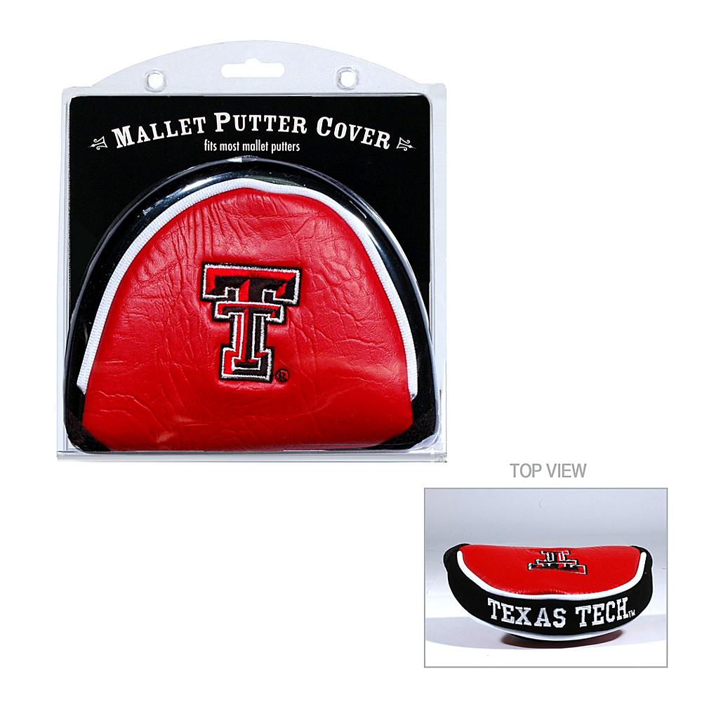 Team Golf USA Texas Tech University Red Raiders Mallet Putter Cover Team Color - Team Golf USA Golf Bags
