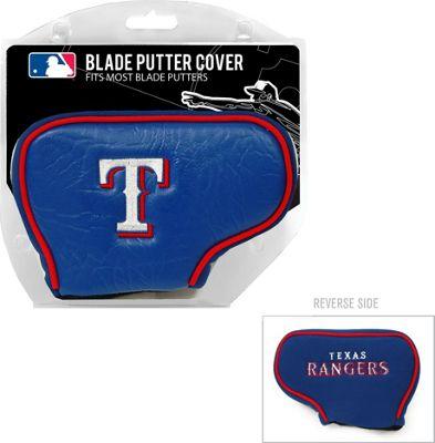 Team Golf USA Texas Rangers Rangers Blade Putter Cover Te...