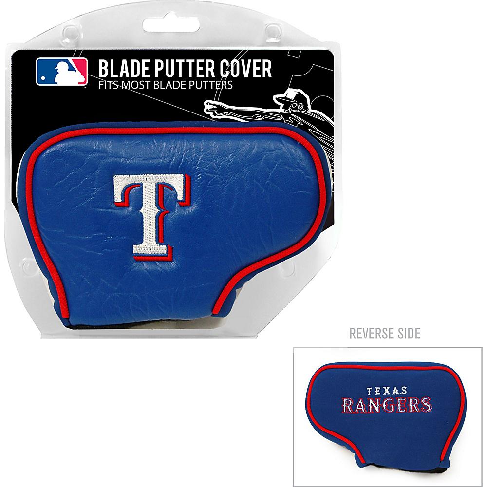 Team Golf USA Texas Rangers Rangers Blade Putter Cover Team Color - Team Golf USA Golf Bags