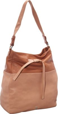 Helen Kaminski Oreti Sand/Saddle - Helen Kaminski Designer Handbags
