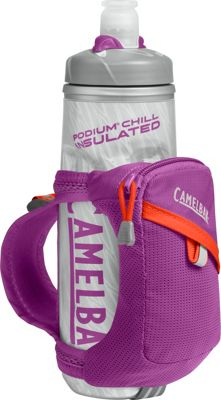 CamelBak Quick Grip 21 oz Chill Bottle Purple Cactus Flower - CamelBak Hydration Packs