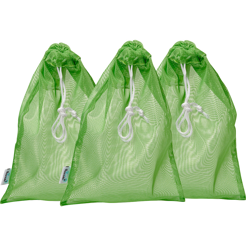 Blue Avocado (re)Usable Produce Bags 3 Pak Green - Blue Avocado Lightweight packable expandable bags