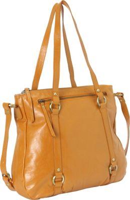 Latico Leathers Buffy Gold - Latico Leathers Leather Handbags