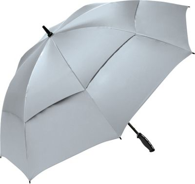 ShedRain ShedRays Vented Manual Umbrella Silver - ShedRain Umbrellas and Rain Gear