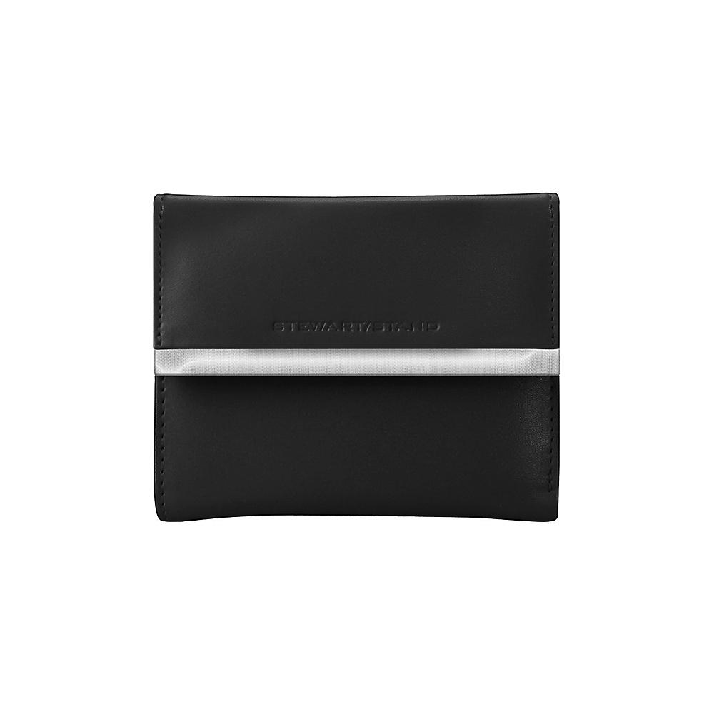 Stewart Stand French Purse Stainless Steel Wallet RFID Black Stewart Stand Women s Wallets