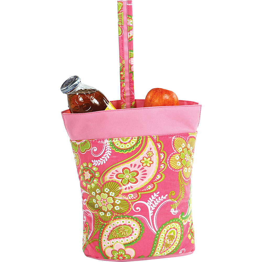Picnic Plus Razz Lunch Tote Pink Desire - Picnic Plus Outdoor Accessories