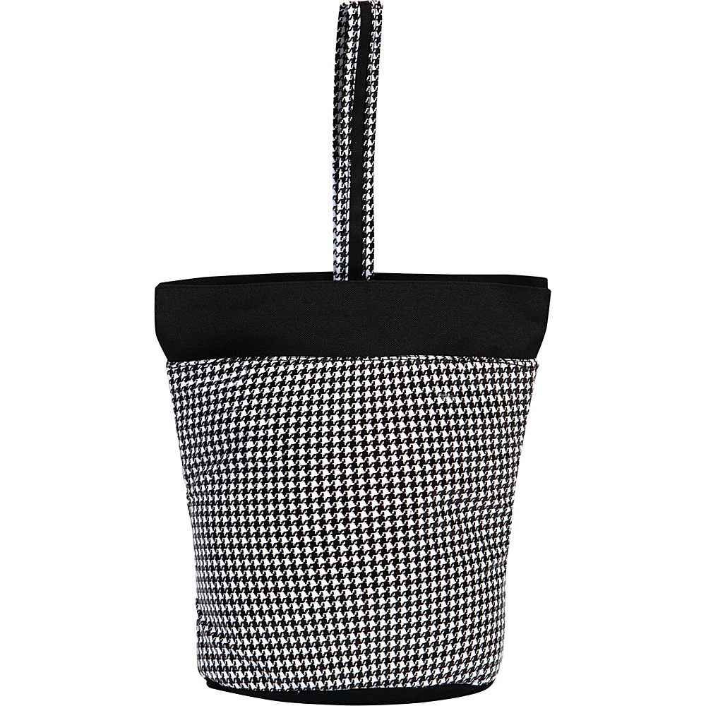 Picnic Plus Razz Lunch Tote Houndstooth - Picnic Plus Outdoor Accessories