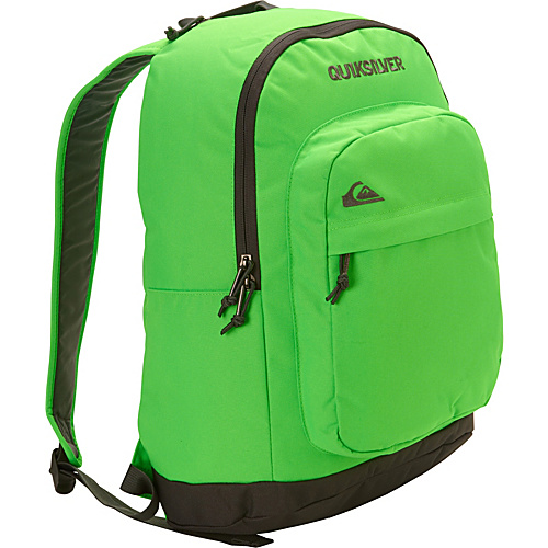 Quiksilver Dart Floro Lime - Quiksilver School & Day Hiking Backpacks