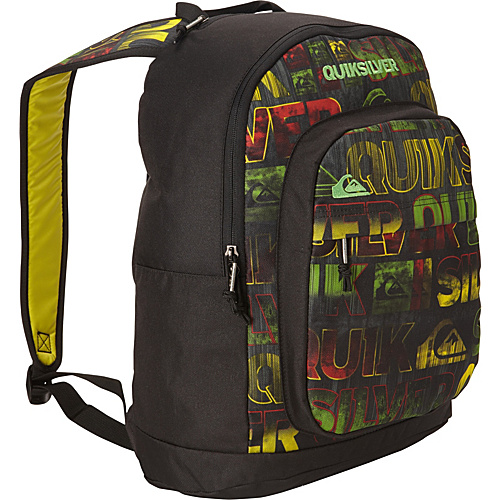 Quiksilver Dart Good Day Rasta - Quiksilver School & Day Hiking Backpacks