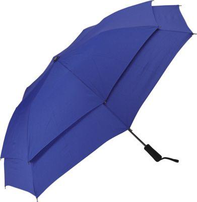 Samsonite Travel Accessories Windguard Auto Open Umbrella Aqua Blue - Samsonite Travel Accessories Umbrellas and Rain Gear