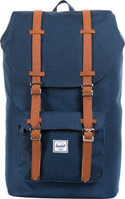 Herschel Supply Co. Little America Laptop Backpack - 15 inch Navy - Herschel Supply Co. Business & Laptop Backpacks