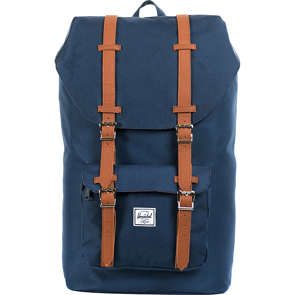 Herschel Supply Co. Little America Laptop Backpack Navy Herschel Supply Co. Business Laptop Backpacks