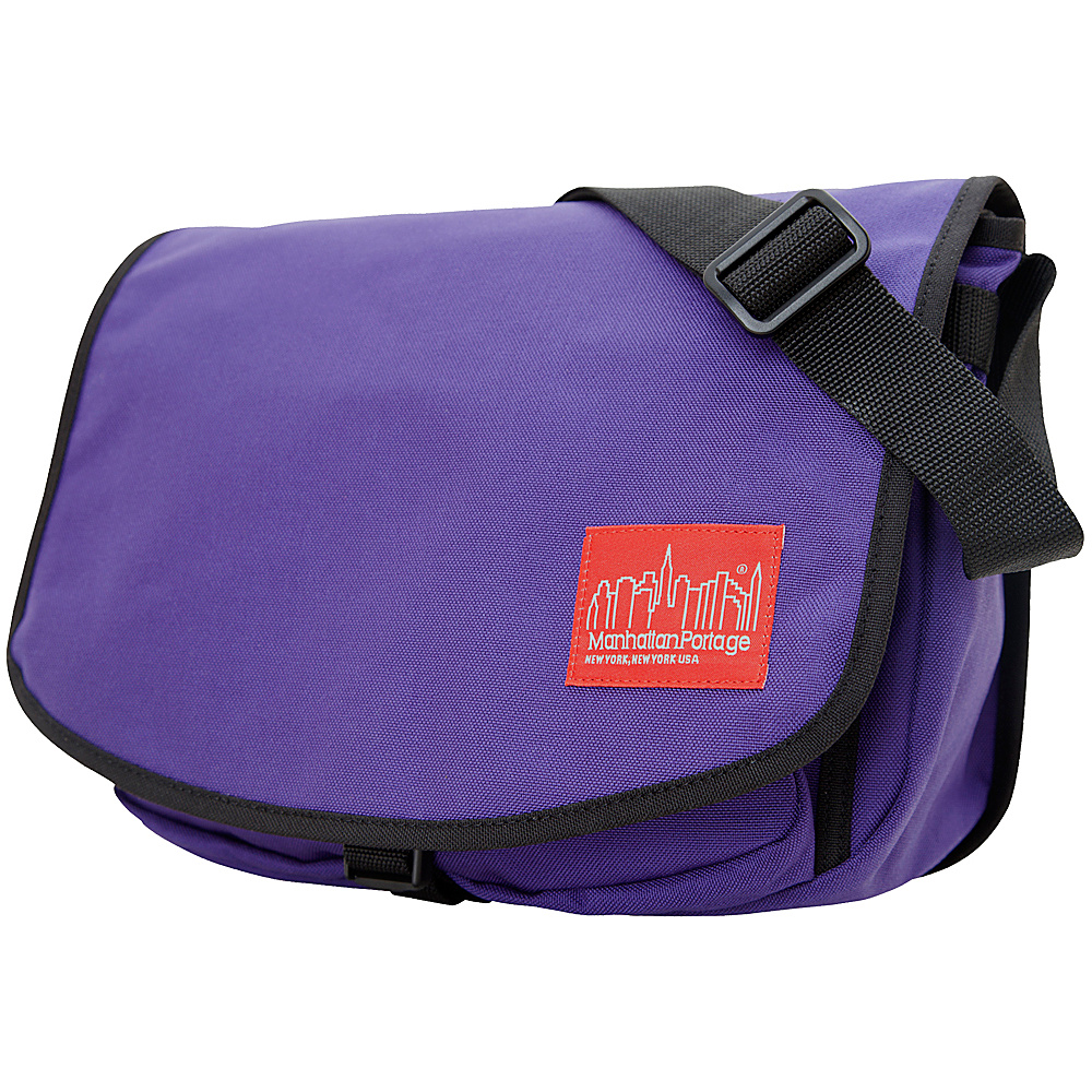Manhattan Portage Sohobo Bag (M) Purple - Manhattan Portage Messenger Bags - Work Bags & Briefcases, Messenger Bags