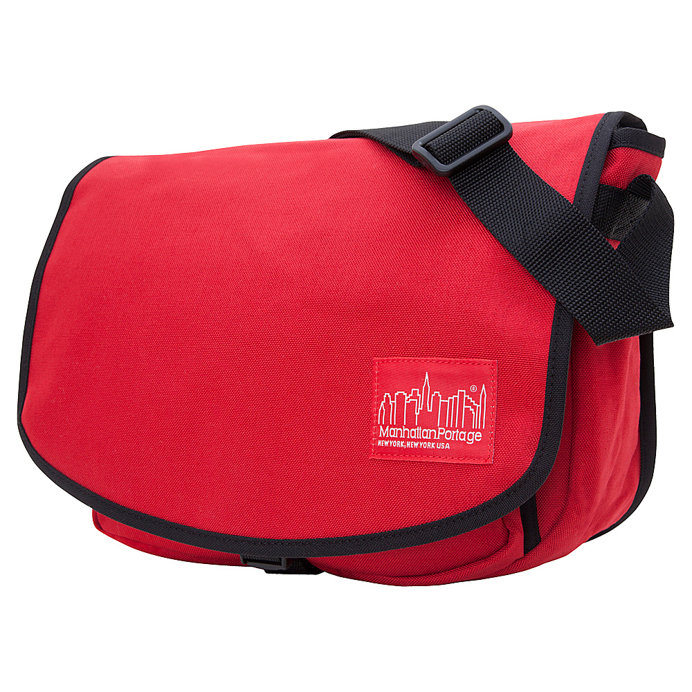 Manhattan Portage Sohobo Bag (M) Red - Manhattan Portage Messenger Bags - Work Bags & Briefcases, Messenger Bags