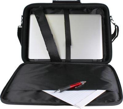 Digital Treasures ToteIt! 17 inch Notebook Bag Black - Digital Treasures Non-Wheeled Business Cases