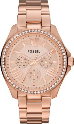 Fossil Cecile Rose Gold - Fossil Watches