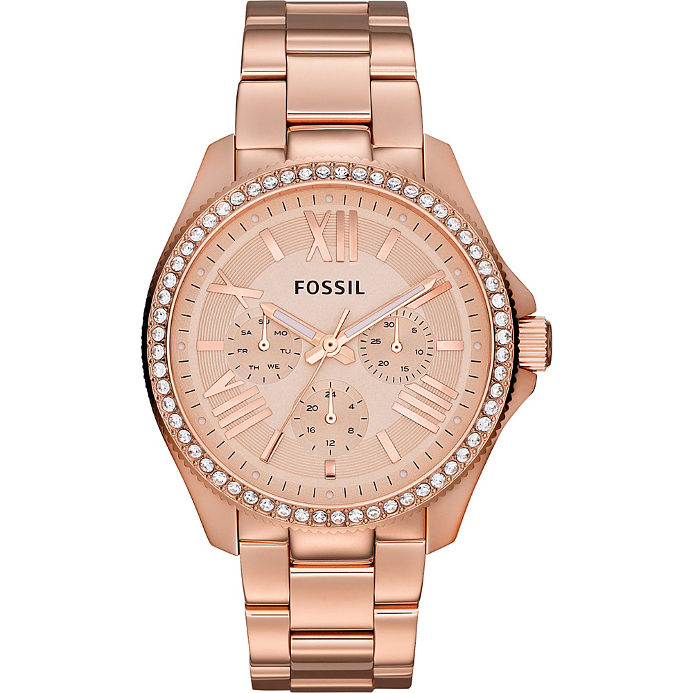 Fossil Cecile Rose Gold - Fossil Watches - Fashion Accessories, Watches