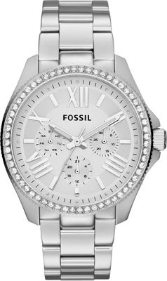 Fossil Cecile Silver - Fossil Watches