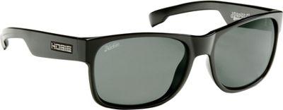 Hobie Eyewear Dogpatch Sunglasses Satin Black Frame With Grey PC Lens - Hobie Eyewear Sunglasses