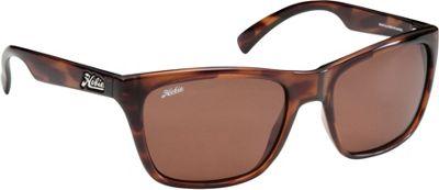 Hobie Eyewear Woody Sunglasses Shiny Tortoise Frame With Copper PC Lens - Hobie Eyewear Sunglasses