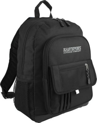 Eastsport Tech Backpack Black - Eastsport Business & Laptop Backpacks