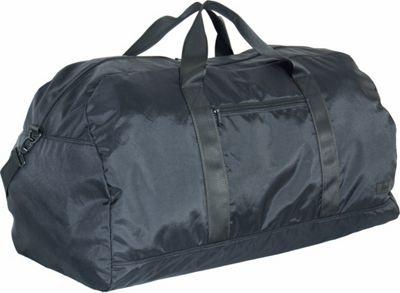 Netpack U-zip 30 inch Ballistic nylon duffel-Large Black - Netpack Packable Bags
