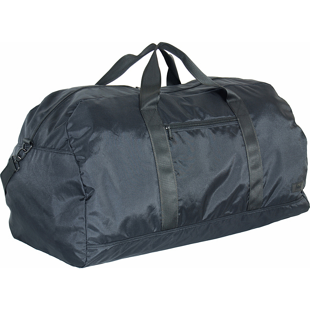 "Netpack U-zip 30"" Ballistic nylon duffel-Large Black - Netpack Packable Bags"