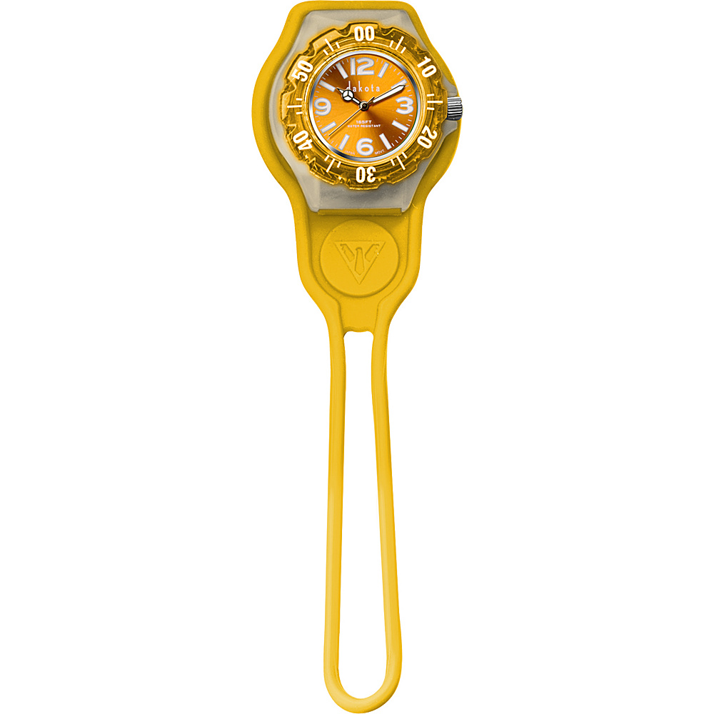 Dakota Watch Company Slip-Thru Fob Marigold - Dakota Watch Company Watches