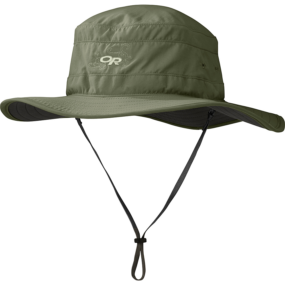Outdoor Research Solar Roller Hat L - Moss - Outdoor Research Hats/Gloves/Scarves - Fashion Accessories, Hats/Gloves/Scarves