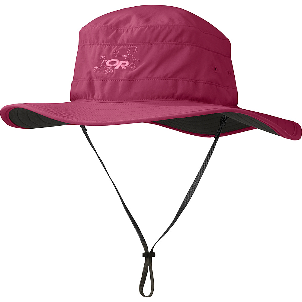 Outdoor Research Solar Roller Hat L - Raspberry - Outdoor Research Hats/Gloves/Scarves - Fashion Accessories, Hats/Gloves/Scarves