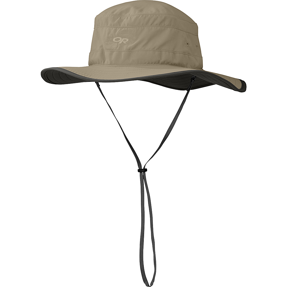 Outdoor Research Solar Roller Hat M - Khaki - Outdoor Research Hats/Gloves/Scarves - Fashion Accessories, Hats/Gloves/Scarves