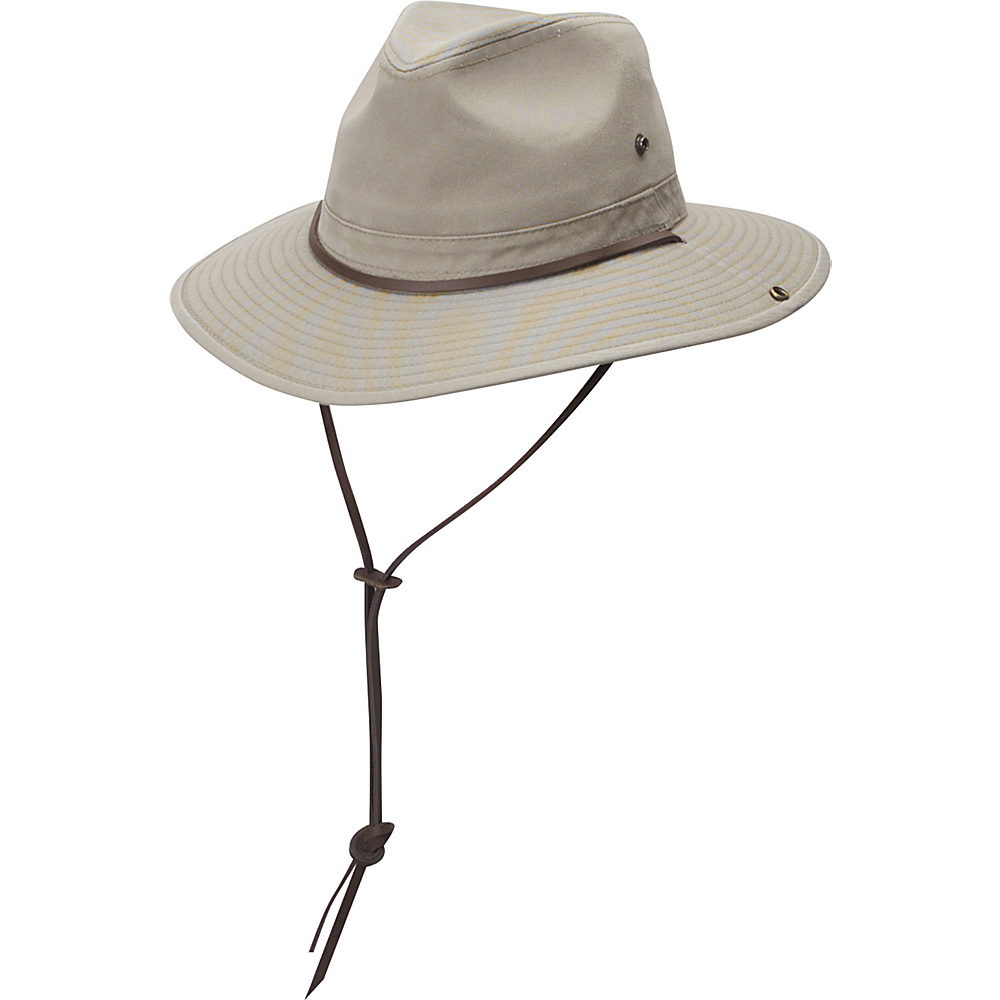 Scala Hats Big Brim Safari Khaki Large Scala Hats Hats Gloves Scarves