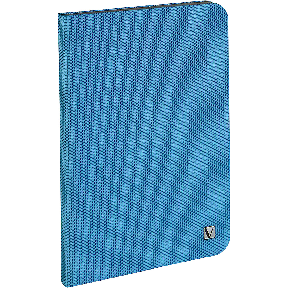 Verbatim Folio Case for iPad mini Aqua Blue Verbatim Electronic Cases