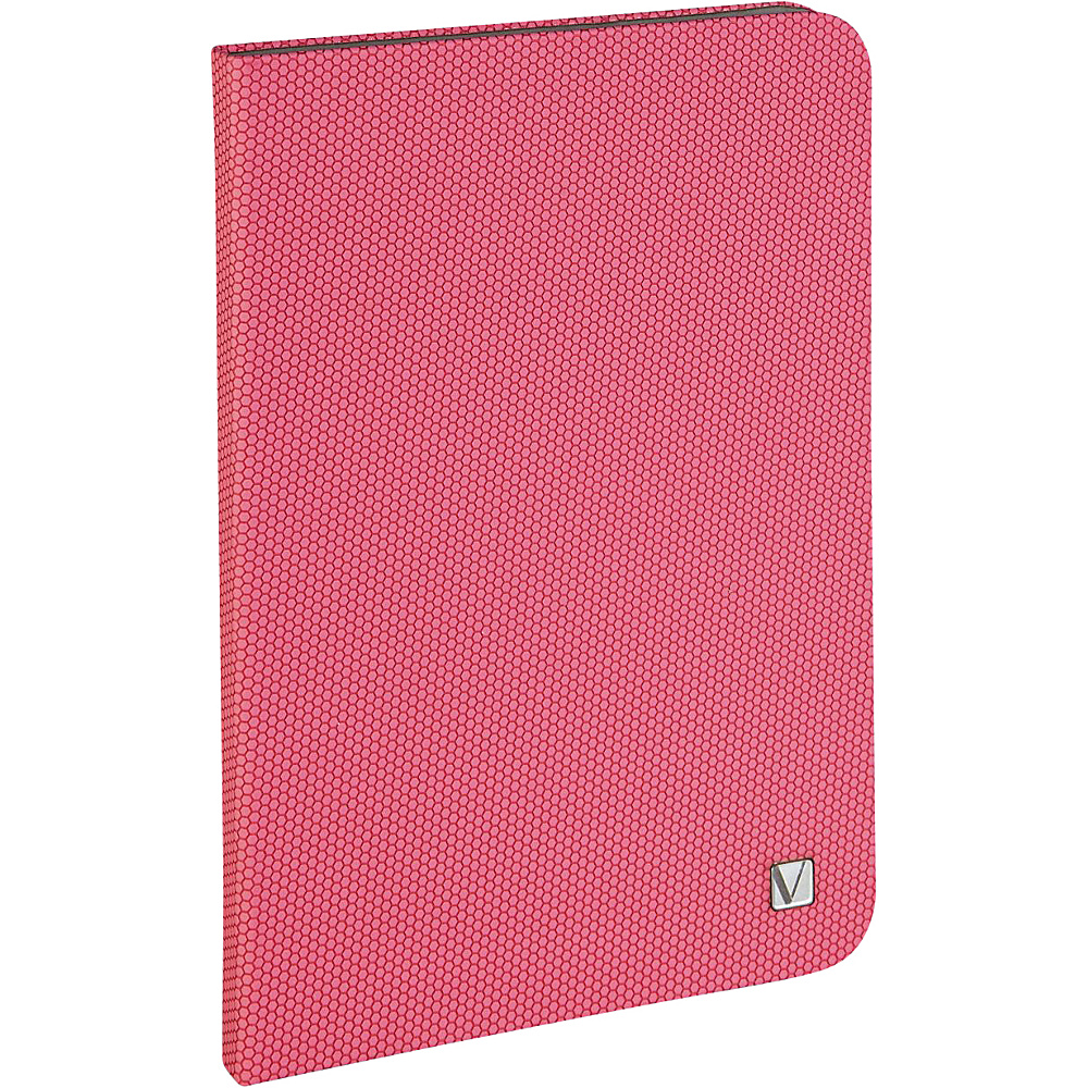 Verbatim Folio Case for iPad mini Bubblegum Pink Verbatim Electronic Cases
