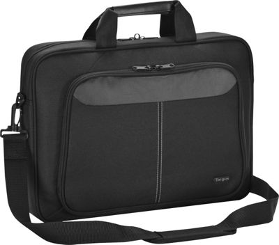 Targus Essential Intellect 15.6 inch Laptop Slipcase Black - Targus Non-Wheeled Business Cases