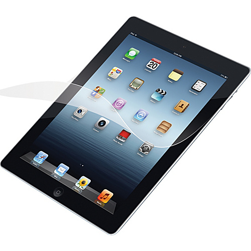 Targus Bubble-Free Adhesive Clear Screen Protector for iPad 2 & 3 Clear - Targus Laptop Sleeves