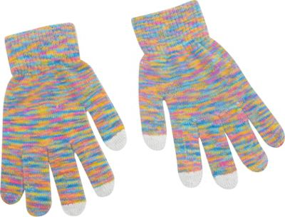 Magid Multi Colored Touch Screen Gloves Multi - Magid Hats/Gloves/Scarves