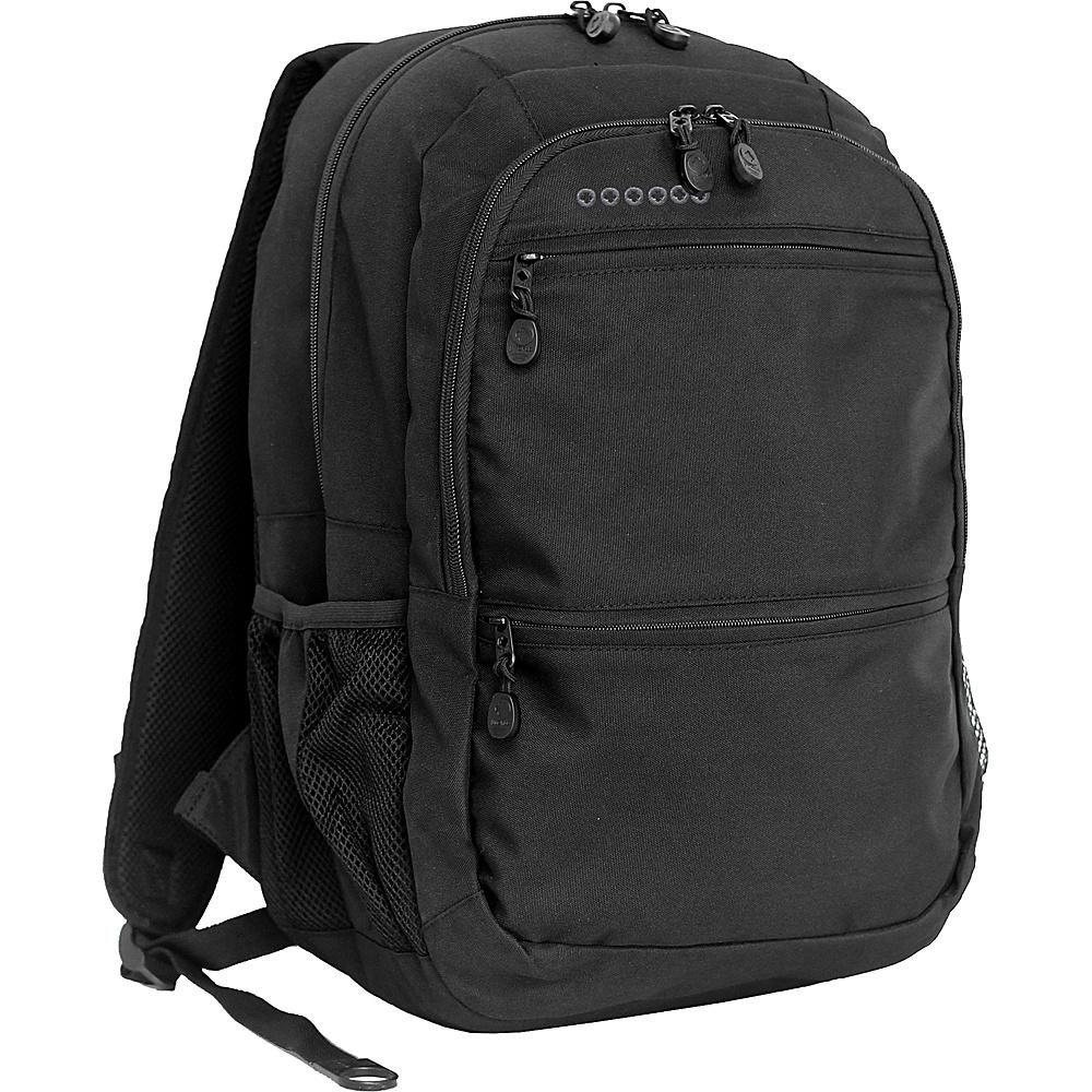 J World New York Dexter Laptop Backpack Black - J World New York Business & Laptop Backpacks - Backpacks, Business & Laptop Backpacks