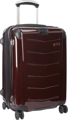 Ricardo Beverly Hills Rodeo Drive 21 inch 4-Wheel Exp WheelAboard Black Cherry - Ricardo Beverly Hills Hardside Carry-On