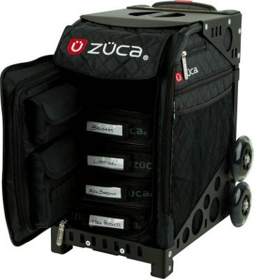 ZUCA Sport Artist Mystic/Black Frame Mystic - Black Frame - ZUCA Softside Checked
