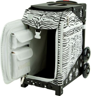 ZUCA Sport Zebra/Hot Pink Frame Zebra - Pink Frame - ZUCA Other Sports Bags